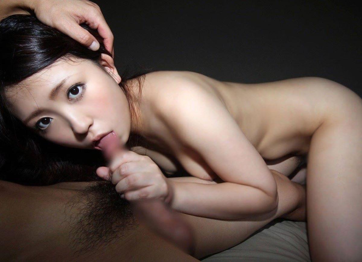 綺麗な女 フェラチオ画像 61