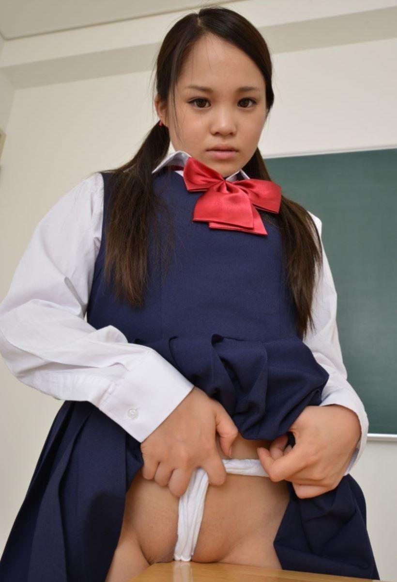 女子高生 オナニー画像 96