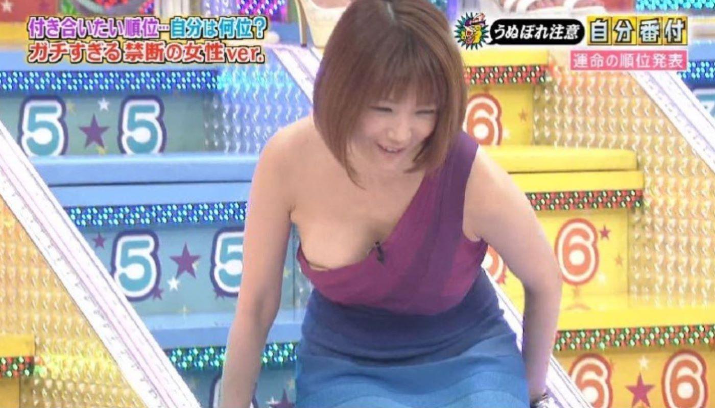 テレビ ハプニング画像 82