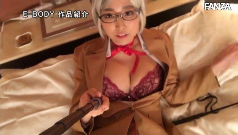 爆乳コスプレイヤー 松本菜奈実 オフパコ画像 15