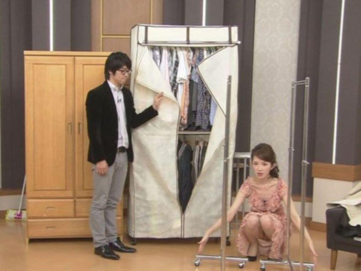 テレビのパンチラ画像 7