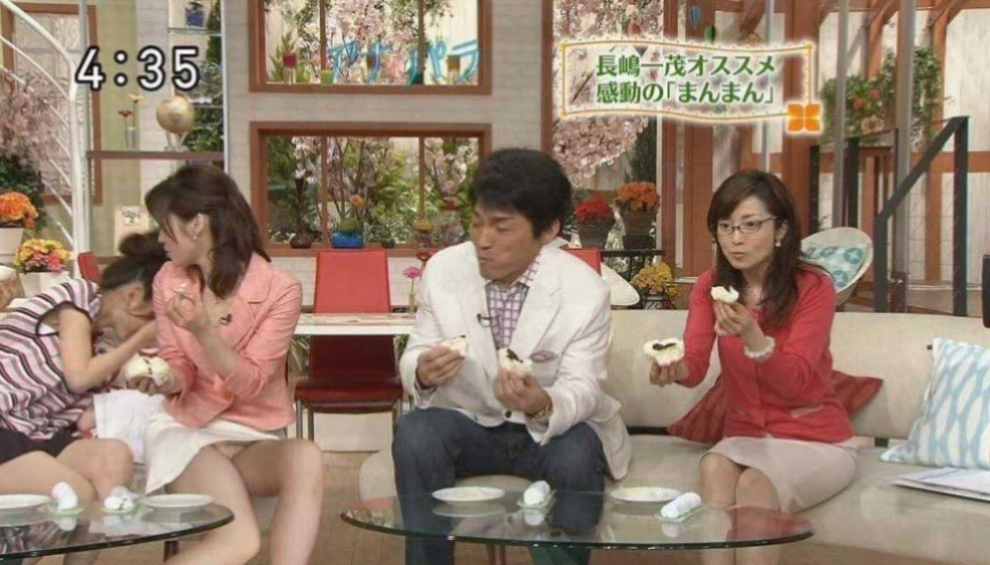 テレビのパンチラ画像 24
