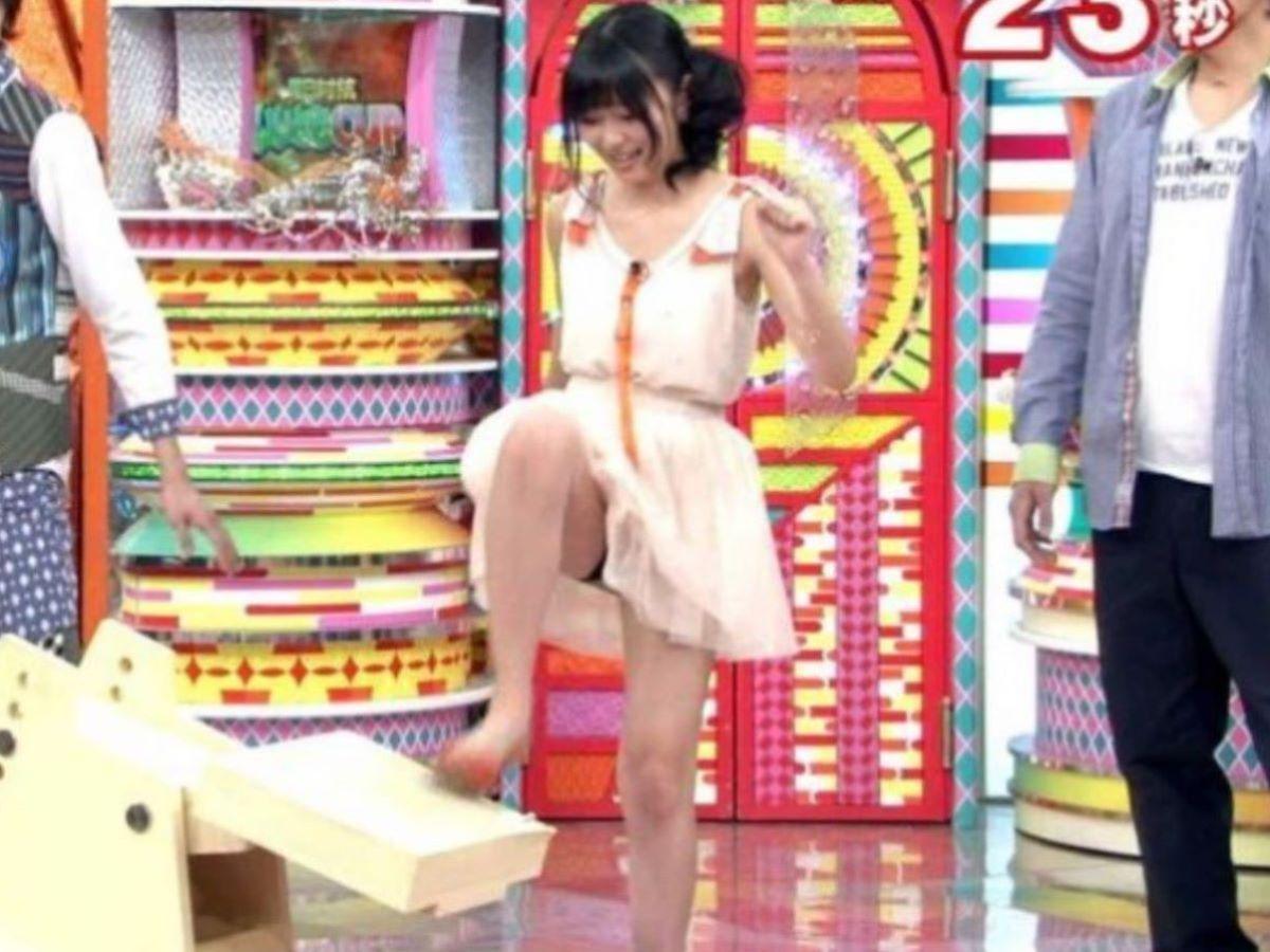 テレビのパンチラ画像 55