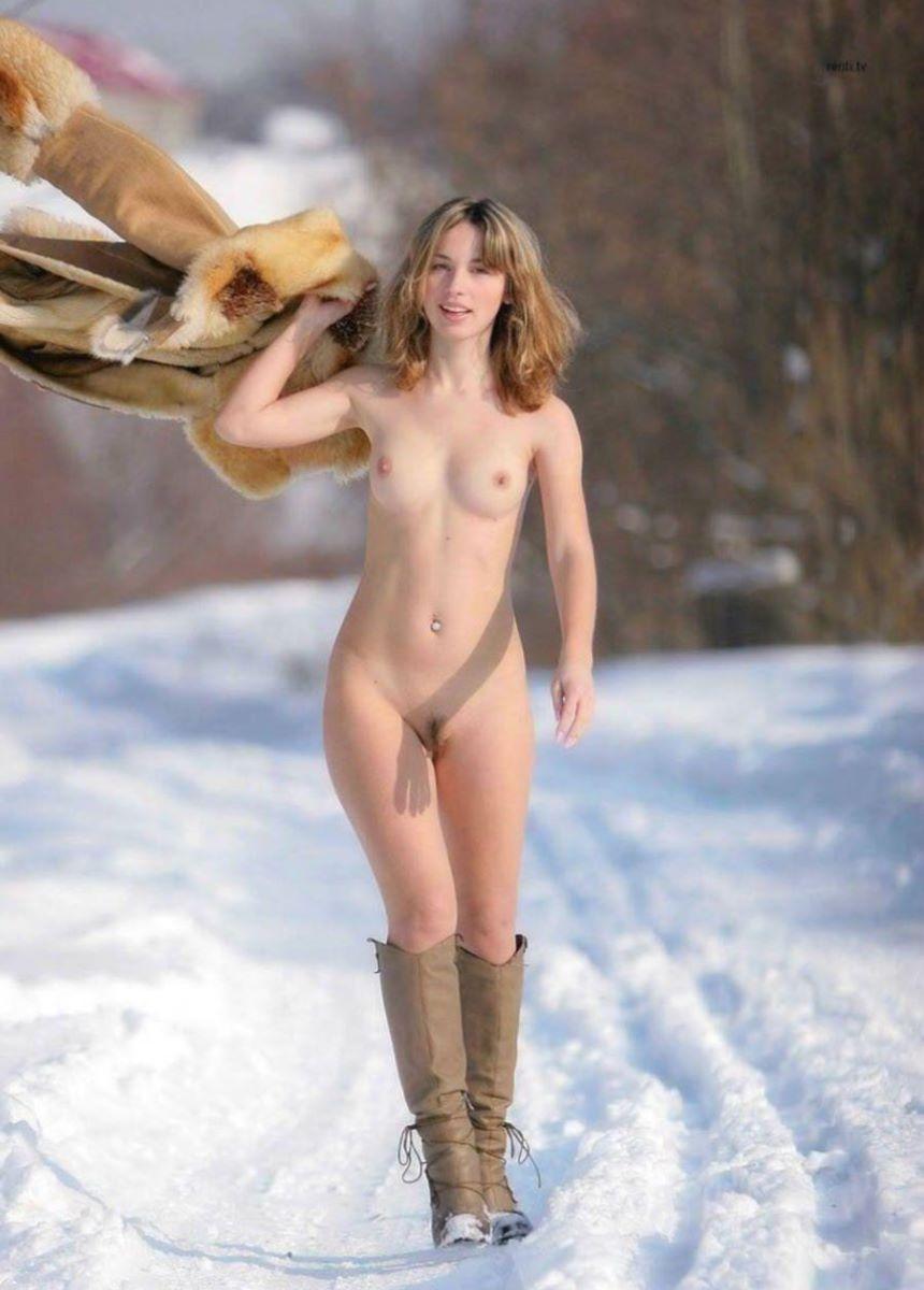 大自然の野外ヌード画像 78