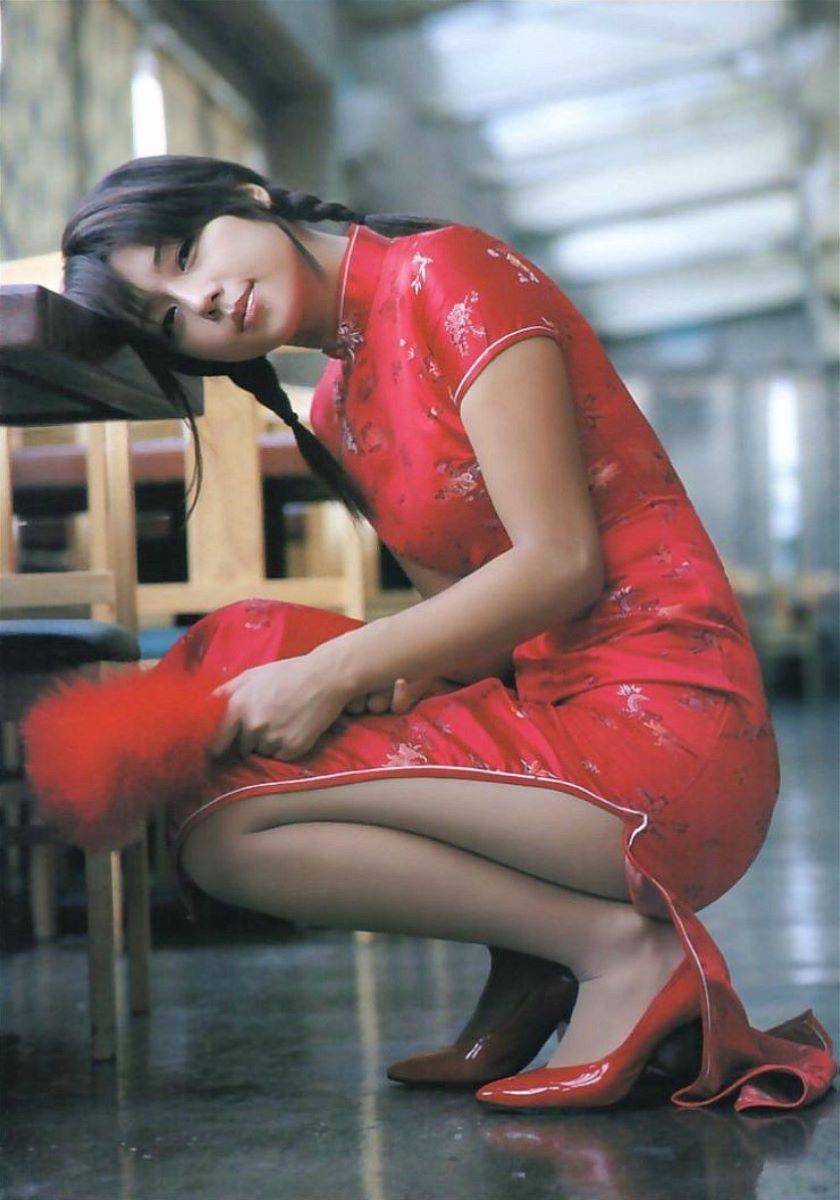 チャイナドレス エロ画像 11