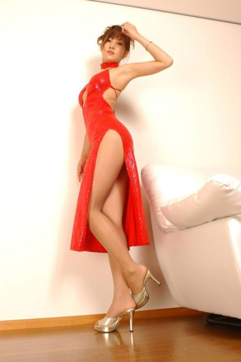 チャイナドレス エロ画像 66