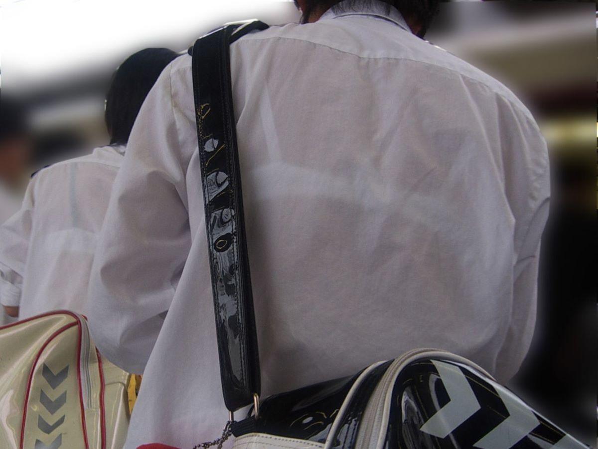 制服JK 透けブラ画像 106