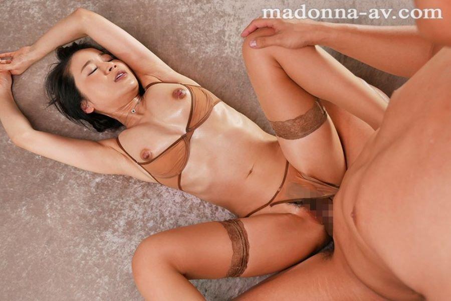 人妻熟女 山口椿 セックス画像 9