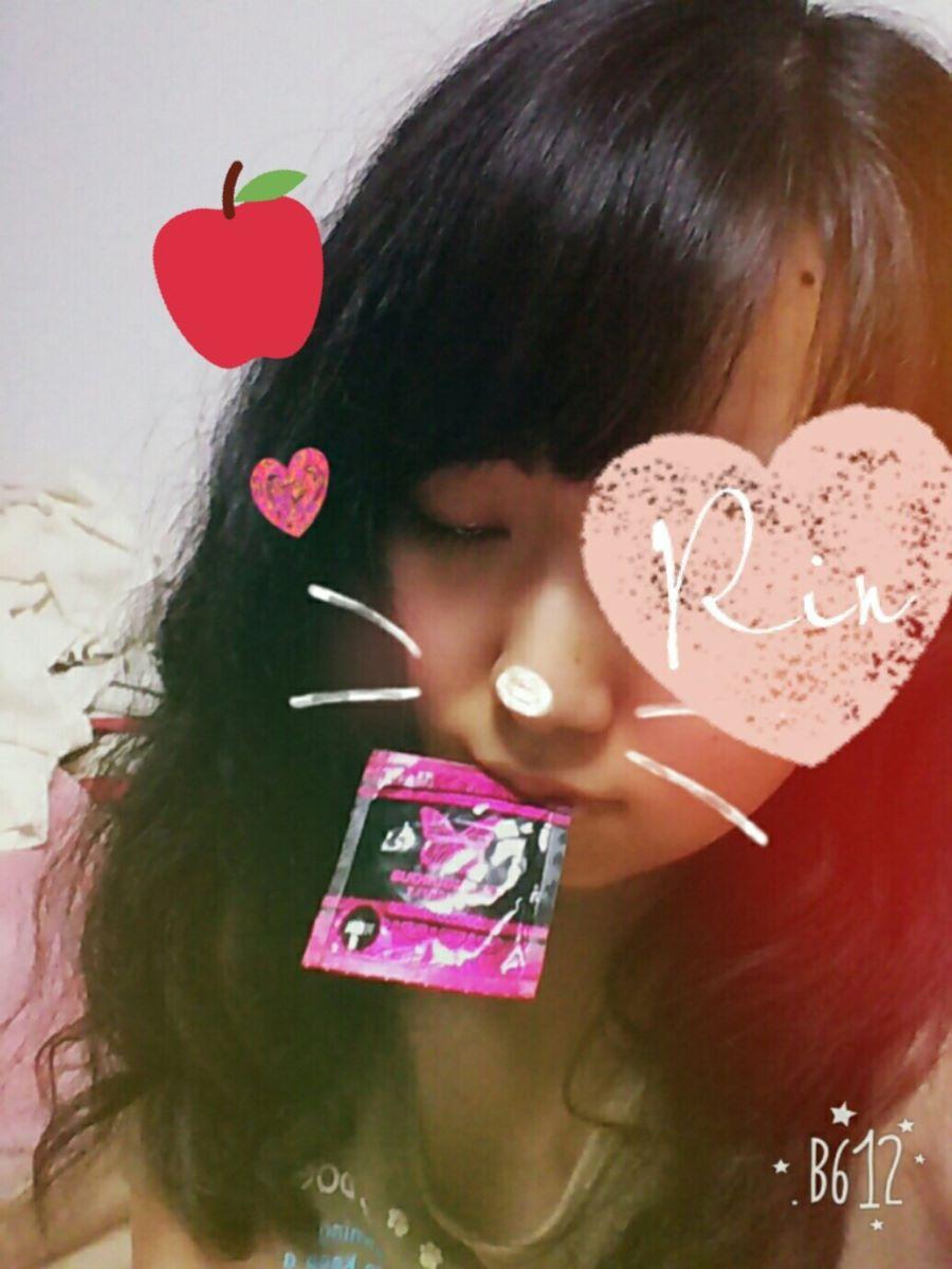 咥えコンドーム 画像 2