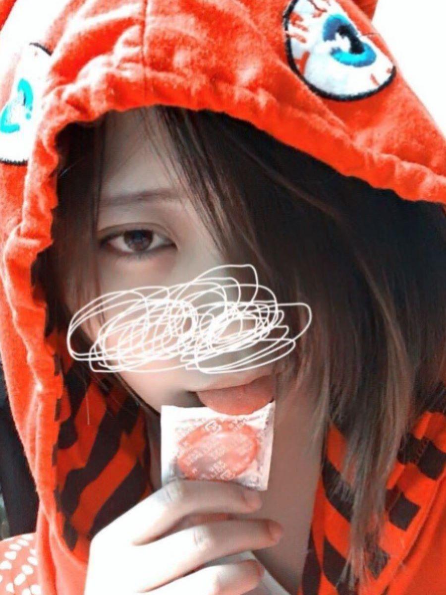 咥えコンドーム 画像 4