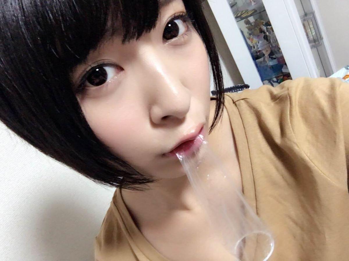 咥えコンドーム 画像 27