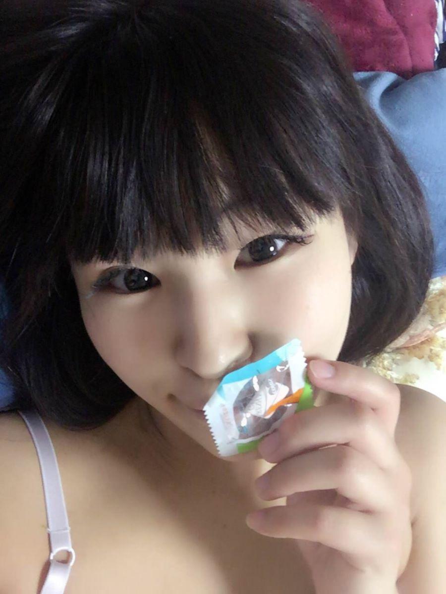 咥えコンドーム 画像 31