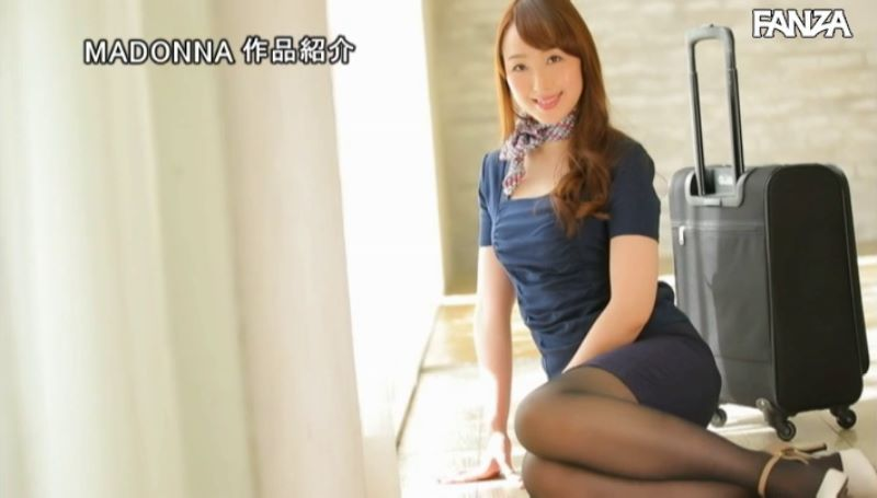人妻キャビンアテンダント 桜樹玲奈 セックス画像 27