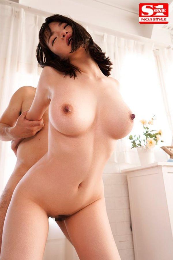 神乳Jカップ 筧ジュン セックス画像 17