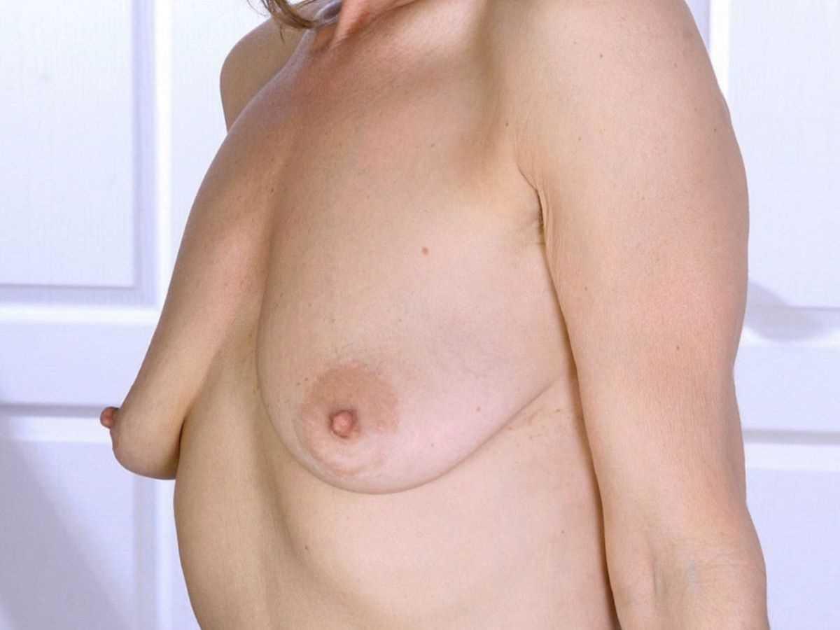 熟女の垂れ乳画像 65