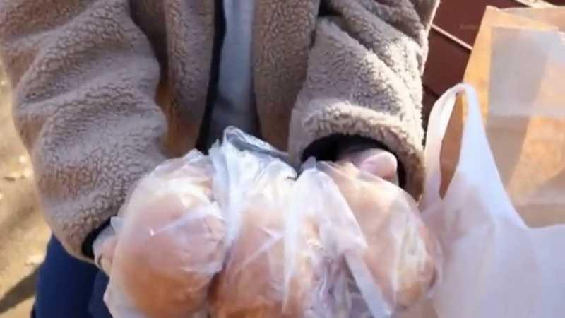 パン屋の店員 森本つぐみ セックス画像 25
