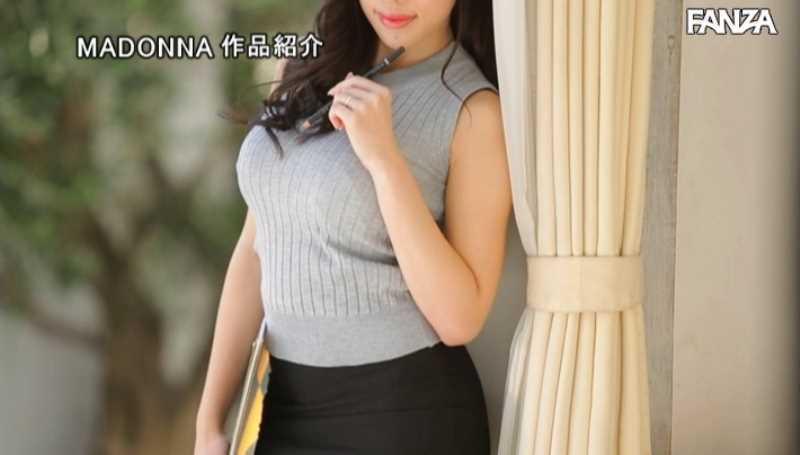 グラマラス人妻 永井マリア セックス画像 14