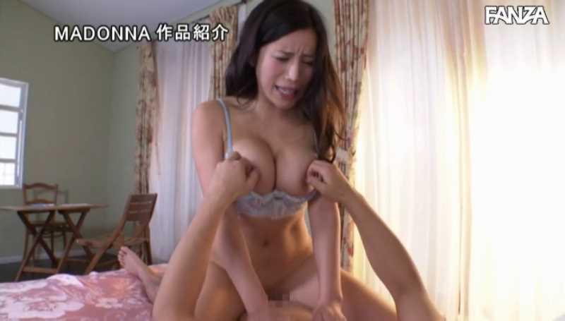 グラマラス人妻 永井マリア セックス画像 33