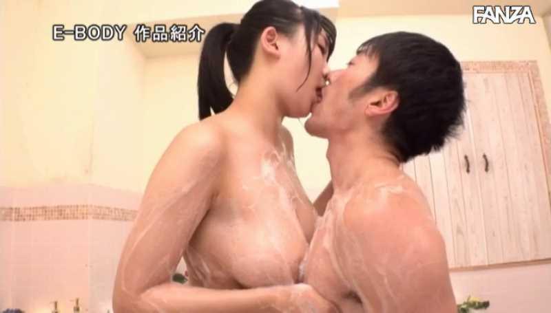 爆乳ソープ嬢 稲場るか セックス画像 35