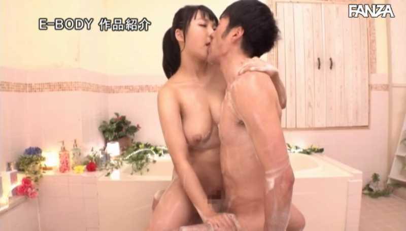 爆乳ソープ嬢 稲場るか セックス画像 36
