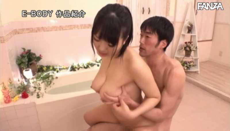 爆乳ソープ嬢 稲場るか セックス画像 42