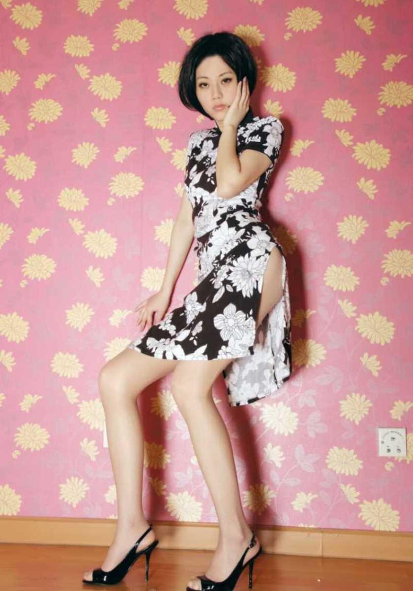 ミニ チャイナドレス画像 17
