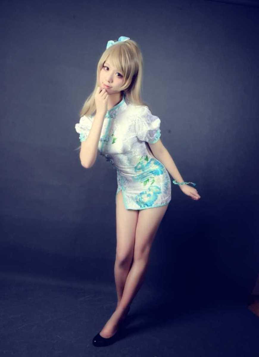 ミニ チャイナドレス画像 25