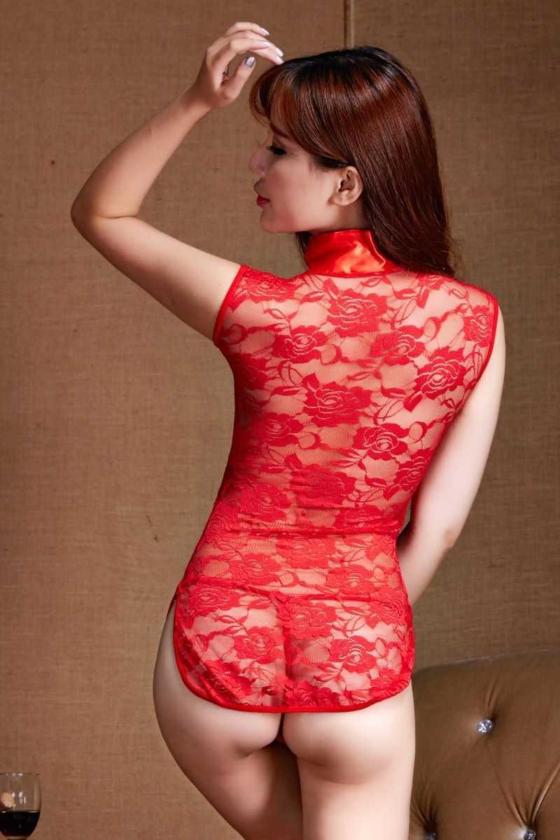 ミニ チャイナドレス画像 44