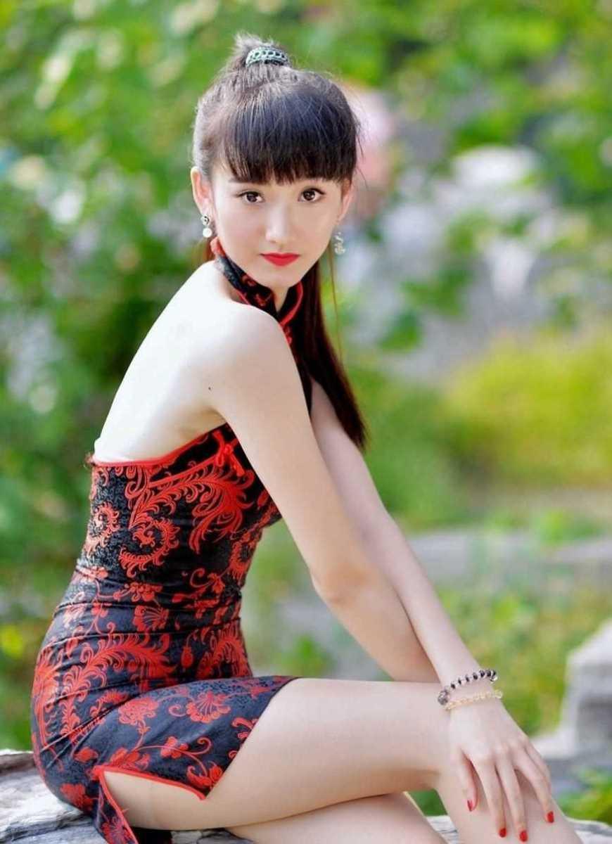 ミニ チャイナドレス画像 55