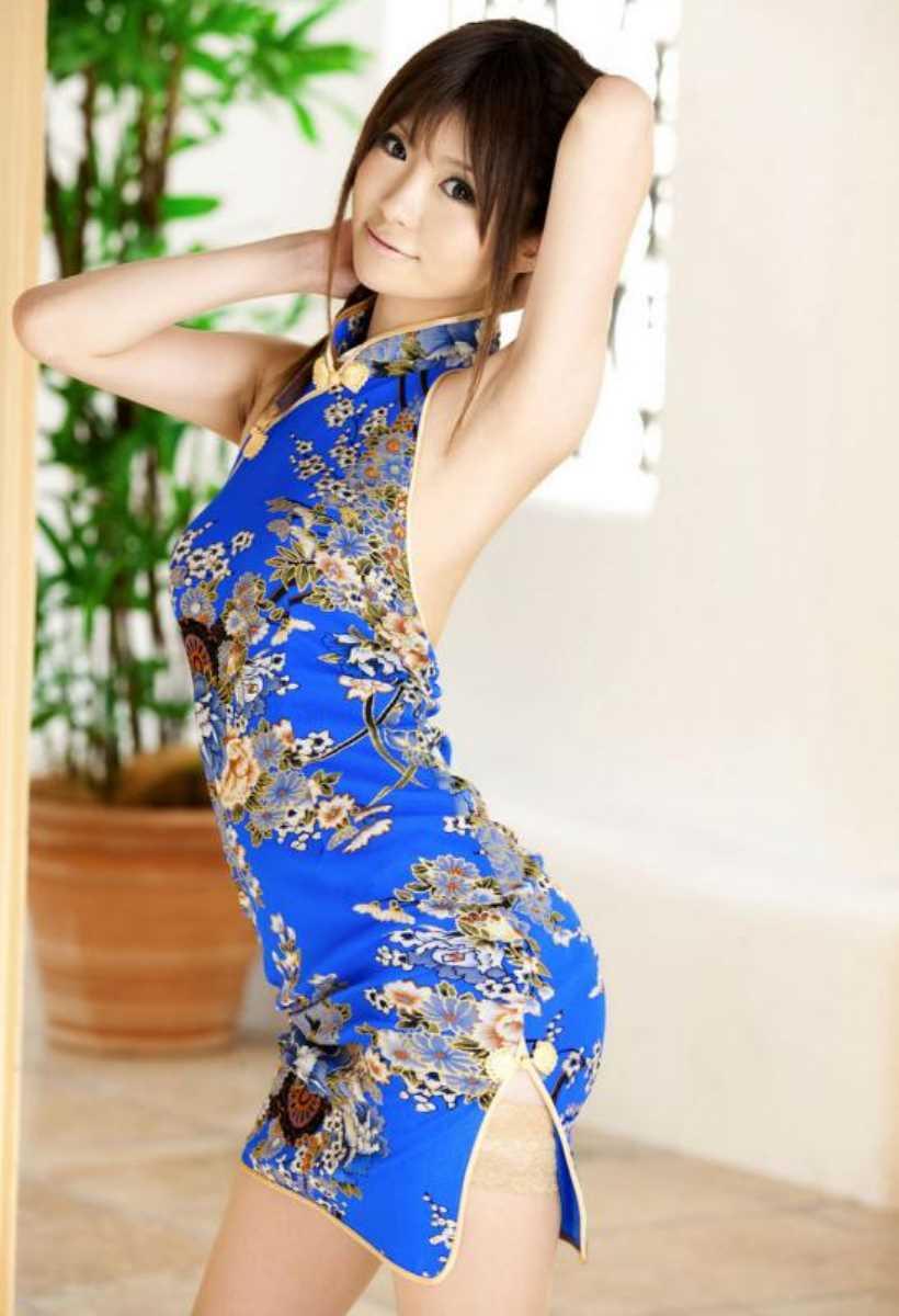 ミニ チャイナドレス画像 135
