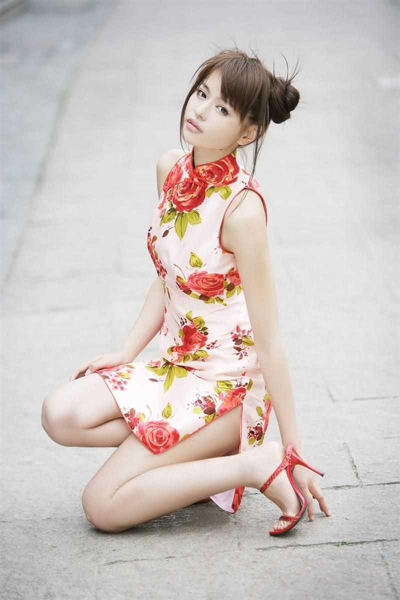 ミニ チャイナドレス画像 138
