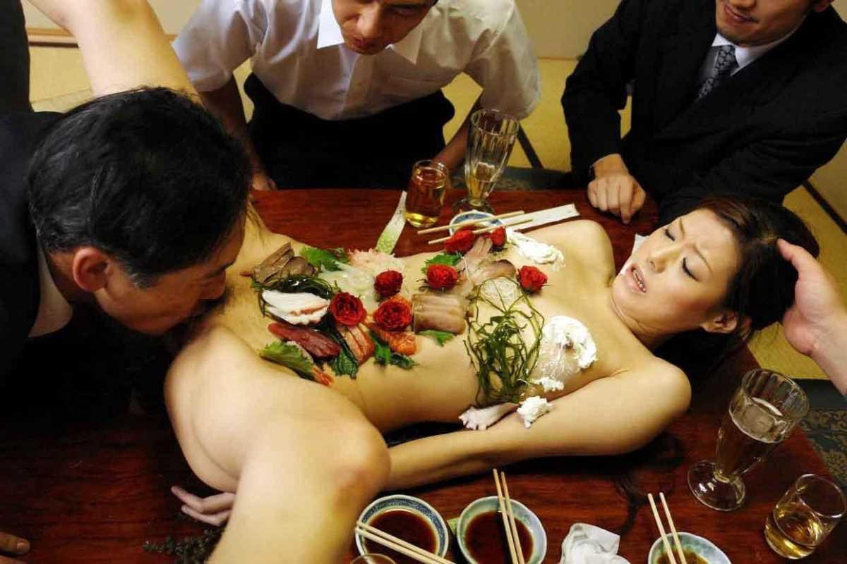 女体盛り 画像 6
