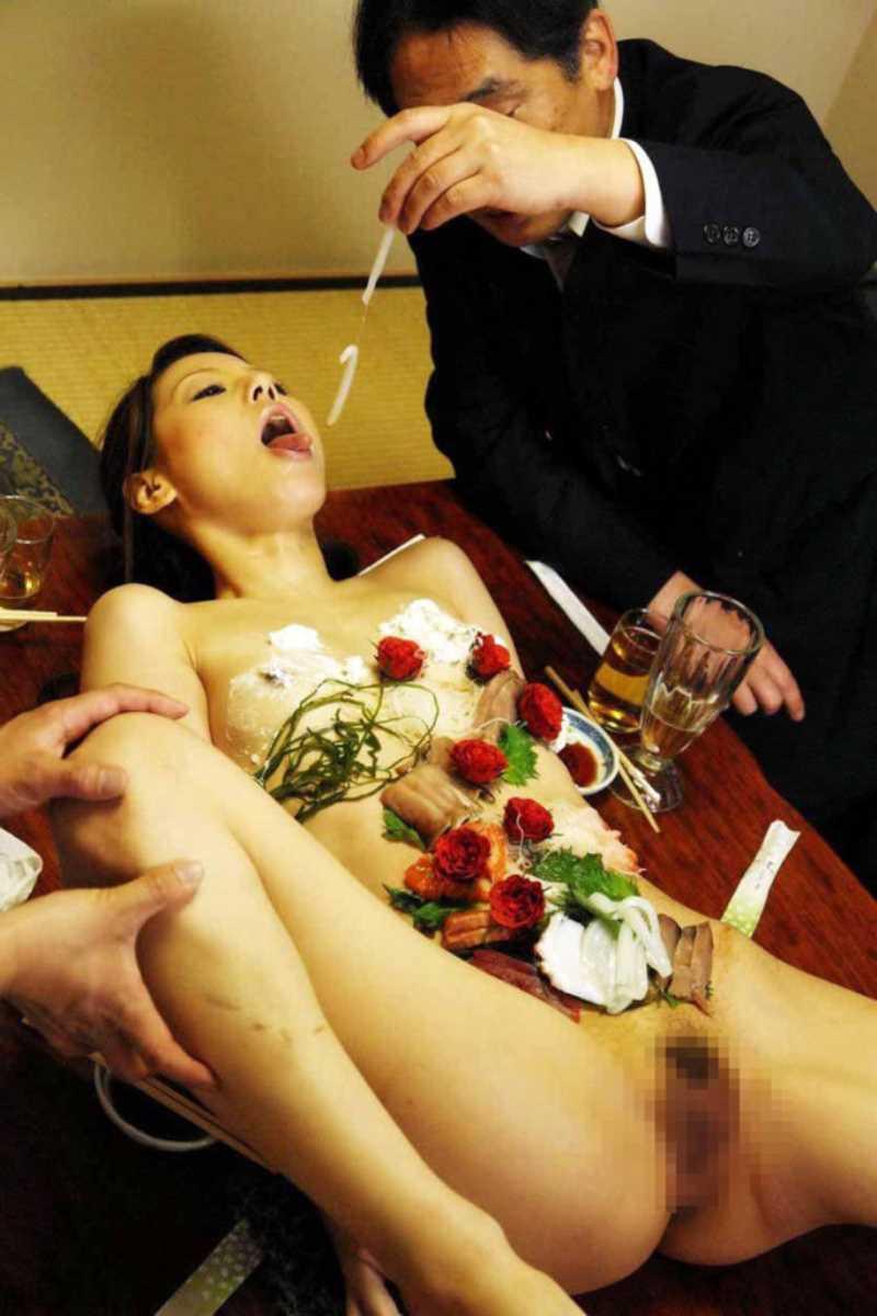 女体盛り 画像 27