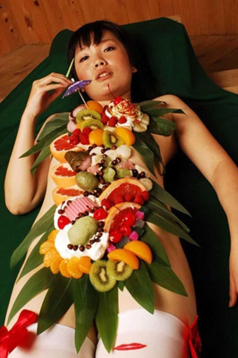 女体盛り 画像 29