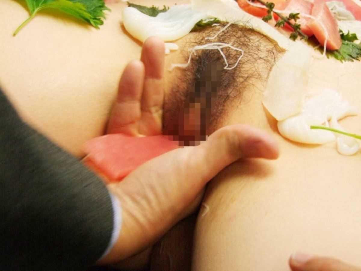 女体盛り 画像 51