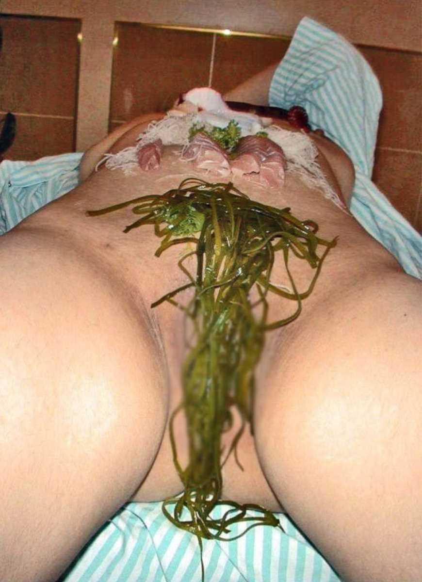 女体盛り 画像 72