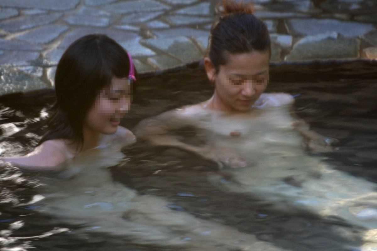 露天風呂盗撮 画像 78