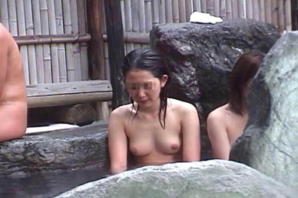露天風呂盗撮 画像 84