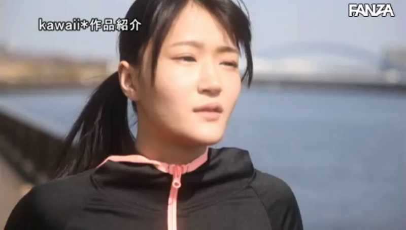 陸上女子アスリート まりちゃん セックス画像 13