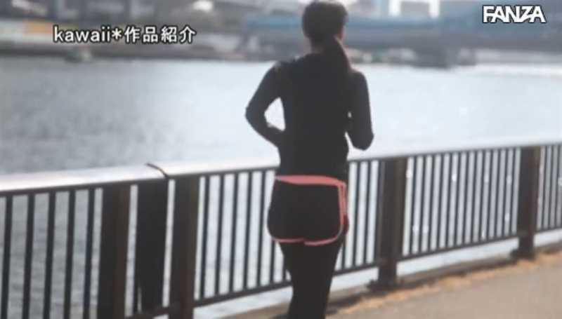 陸上女子アスリート まりちゃん セックス画像 39
