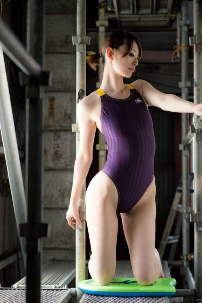 競泳水着のエロ画像 7