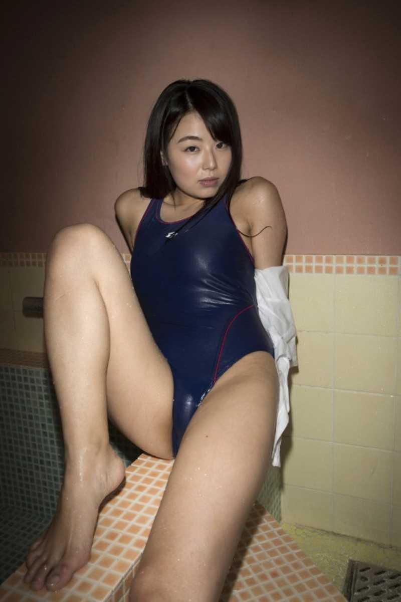 競泳水着のエロ画像 33