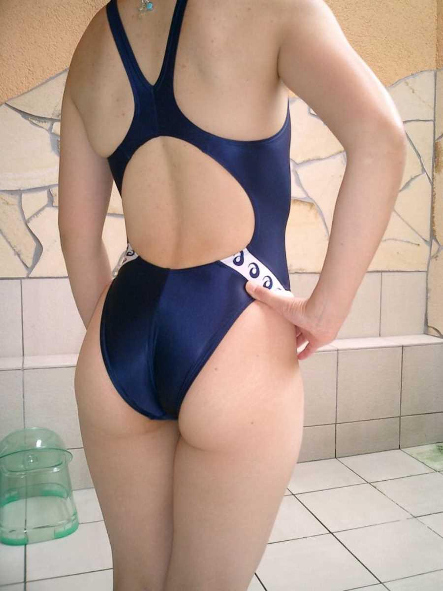 競泳水着のエロ画像 36