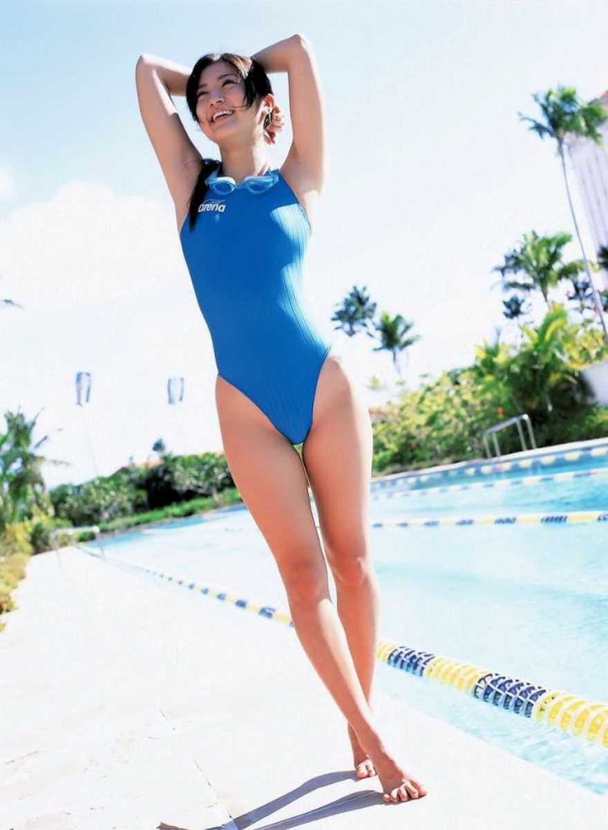 競泳水着のエロ画像 54