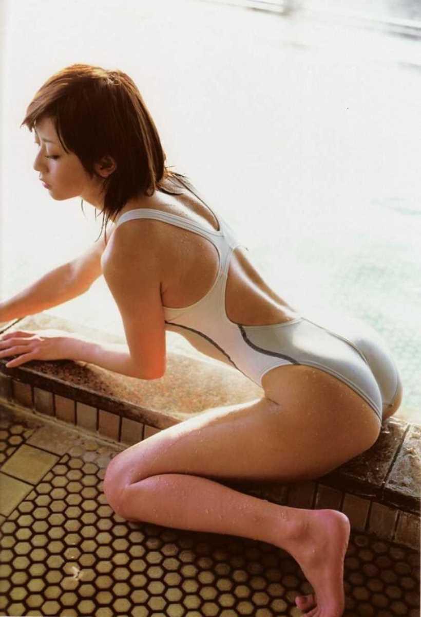 競泳水着のエロ画像 61