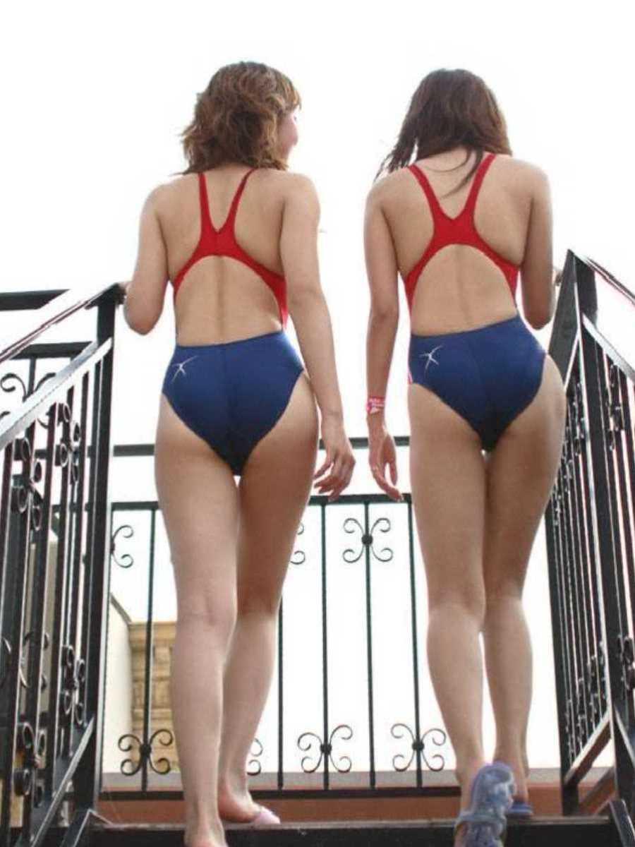 競泳水着のエロ画像 78