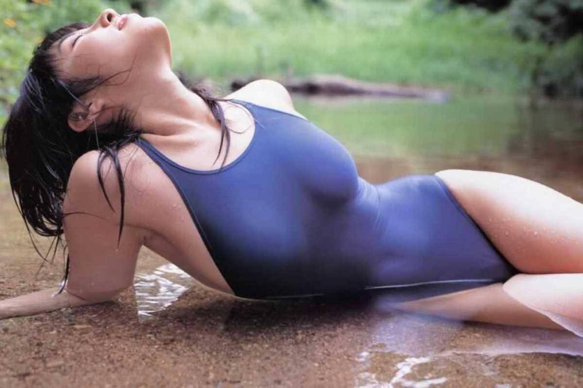 競泳水着のエロ画像 79