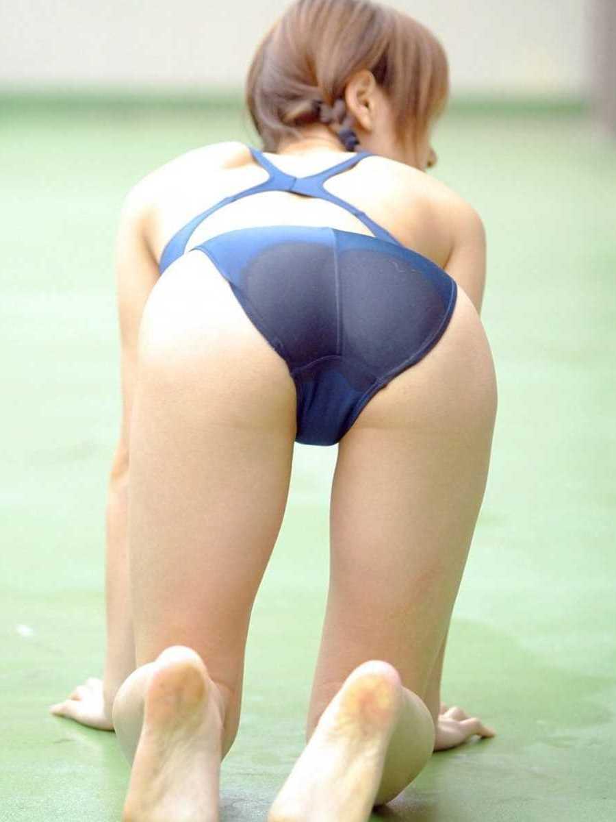 競泳水着のエロ画像 85