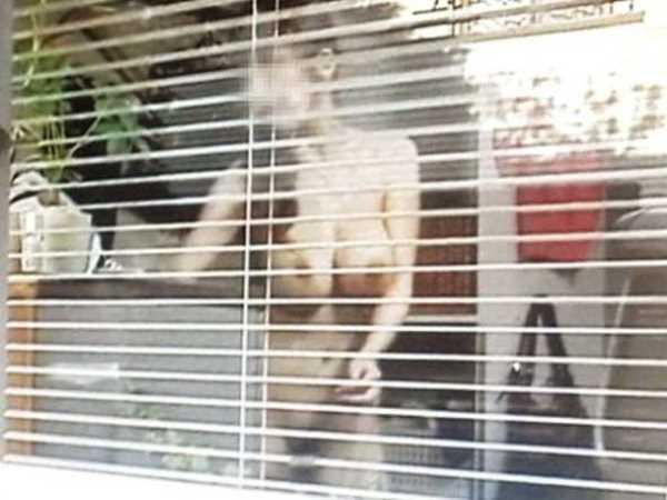 窓から他人の家の中を覗いたエロ画像 2