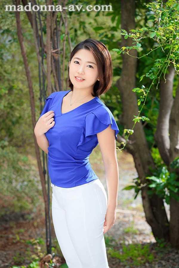 人妻キャリアウーマン 上野朱里 セックス画像 3